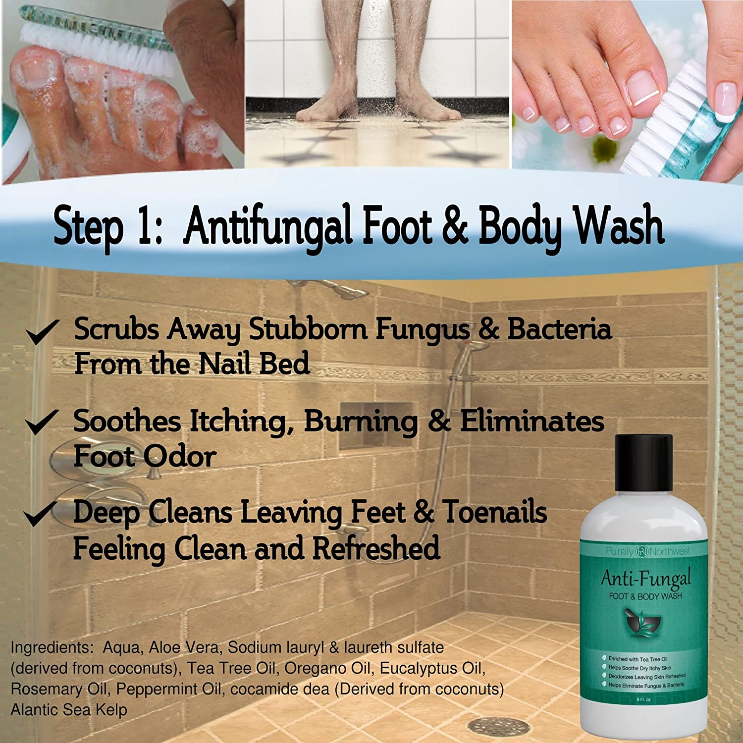 Read Reviews and pare Purely Northwest Toenail Fungus