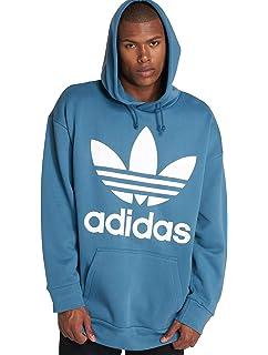 Adidas Big Trefoil Sweat à Capuche pour Femme: