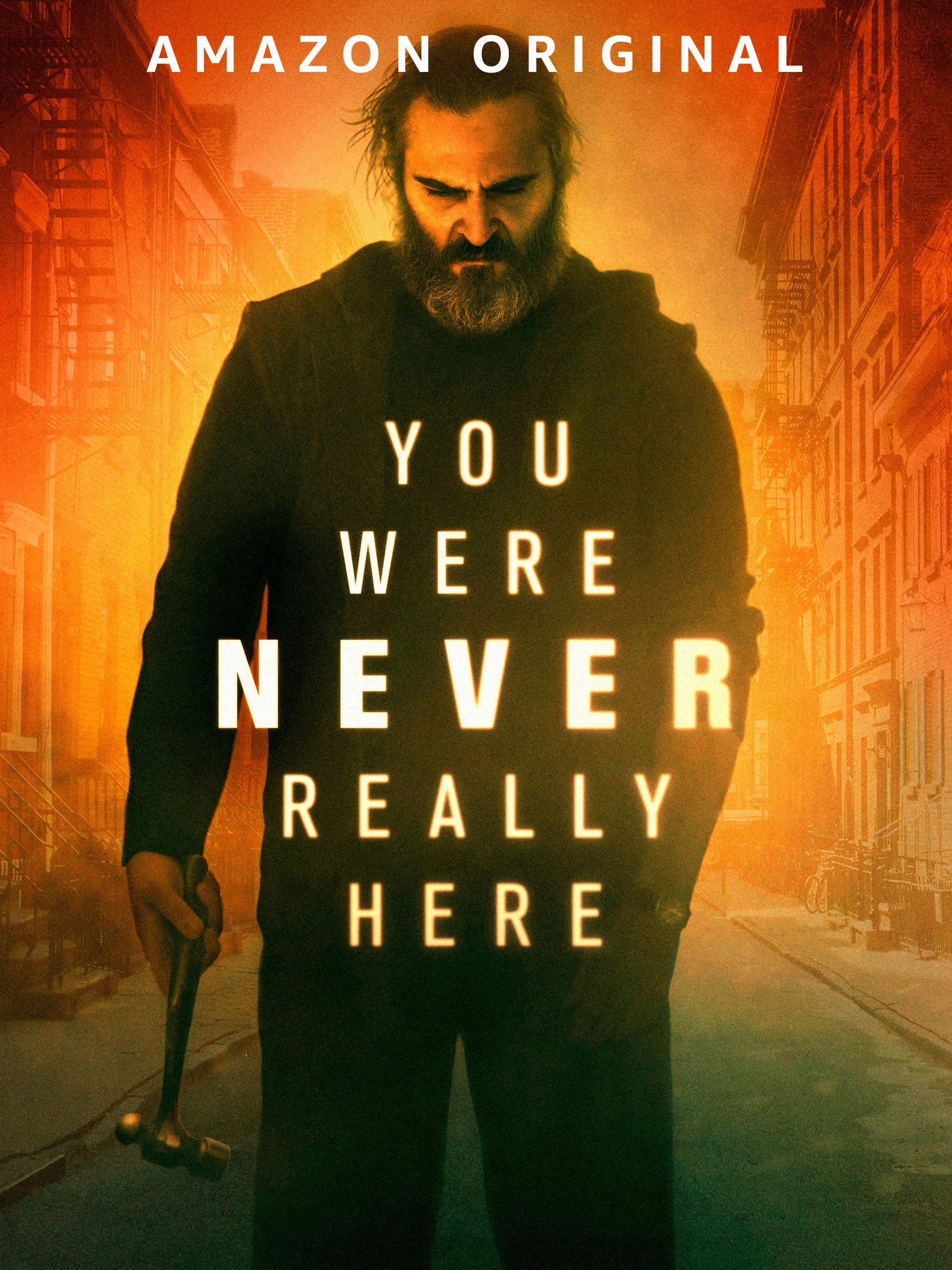 Amazon.com: You Were Never Really Here: Joaquin Phoenix, Ekaterina ...
