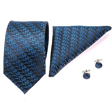 gadzo® Corbatas Set 3 unidades 8, 5 cm corbata – Cabeza + Paño + ...
