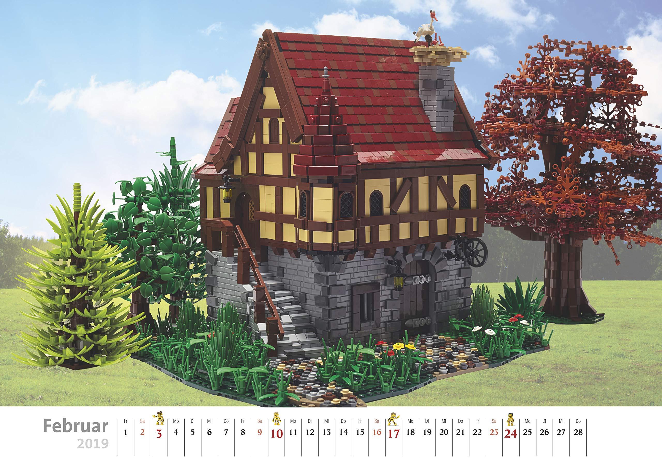 Die Bunte Welt Der Lego Steine 2019 Faszinierende Szenen Und