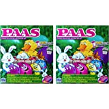 Paas Classic Easter Egg Decorating Kit - 2 Pack for Sharing!