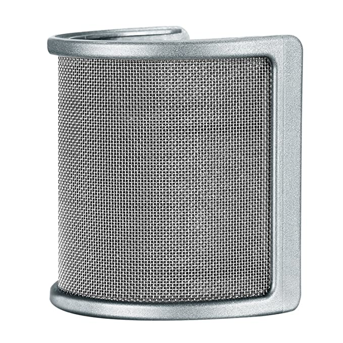 17 opinioni per Neewer Anti-vento Filtro Pop ad Arco Maschera Ricurva per Microfono con Elastico
