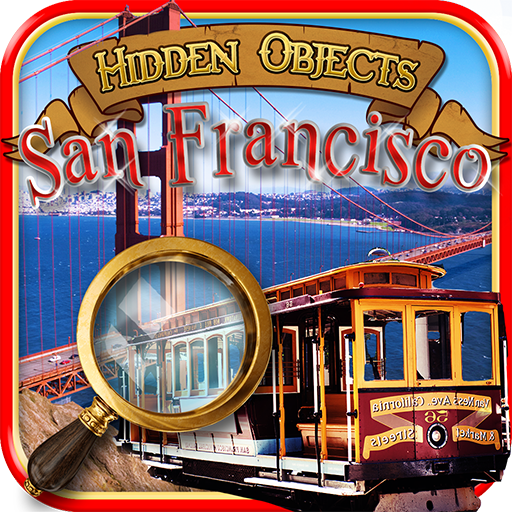 York Painted Garden (Hidden Object San Francisco)