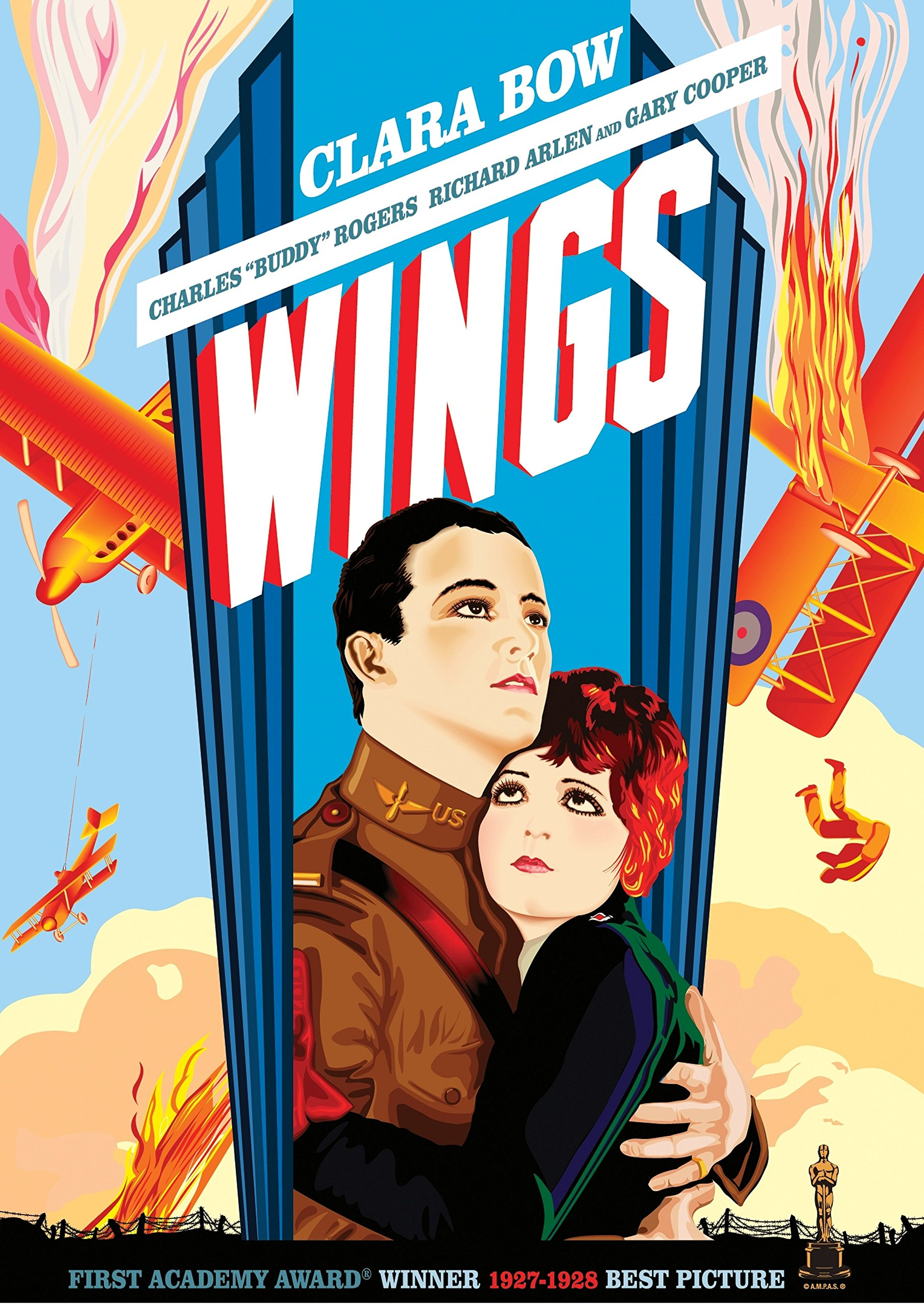 Wings (Widescreen, Dolby, AC-3, Subtitled)