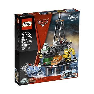 LEGO Cars Oil Rig Escape 9486: Toys & Games [5Bkhe0801900]