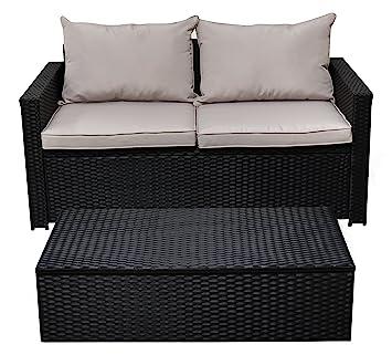 image black wicker outdoor furniture. serta laguna outdoor storage sofa u0026 coffee table black wicker image furniture