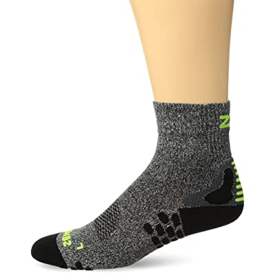3D Dotted Running Socks - Comfortable Anti-Blister Sock - Moisture Wicking Athletic Sock for Men and Women