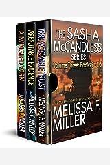 The Sasha McCandless Series: Volume 3 (Books 6-7.5) (Sasha Box Set) Kindle Edition