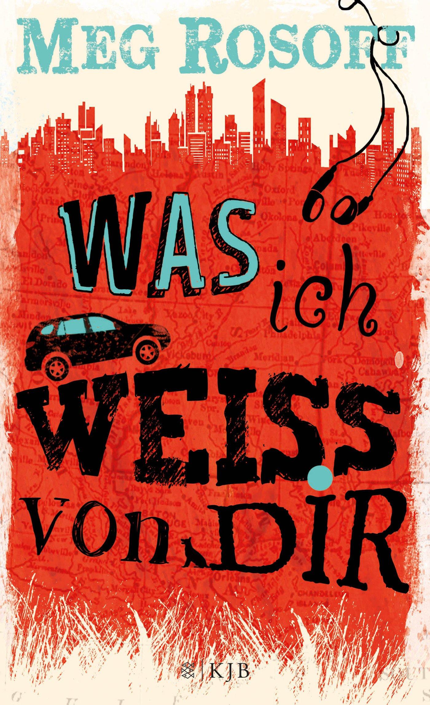Was ich weiß von dir: Amazon.de: Meg Rosoff, Frau Brigitte Jakobeit ...