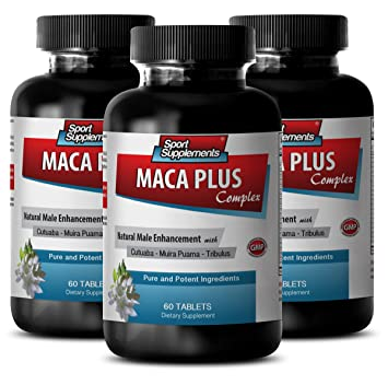 maca and erections