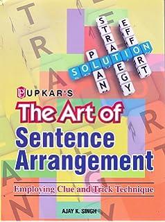Amazon in: Buy Sentence Arrangement Book Online at Low