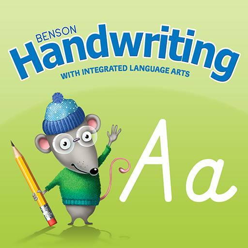 Benson Handwriting (Slant) ()