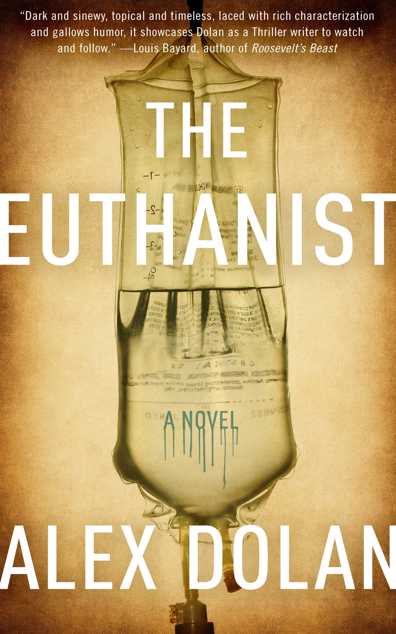 Image result for the euthanist alex dolan book cover