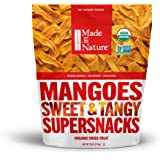 Made in Nature Organic Dried Mangoes, 28 oz - Non-GMO Vegan Dried Fruit Snack