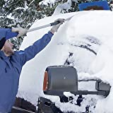 Snow Joe SJBLZD-JMB-SJB 2-In-1 Telescoping Jumbo