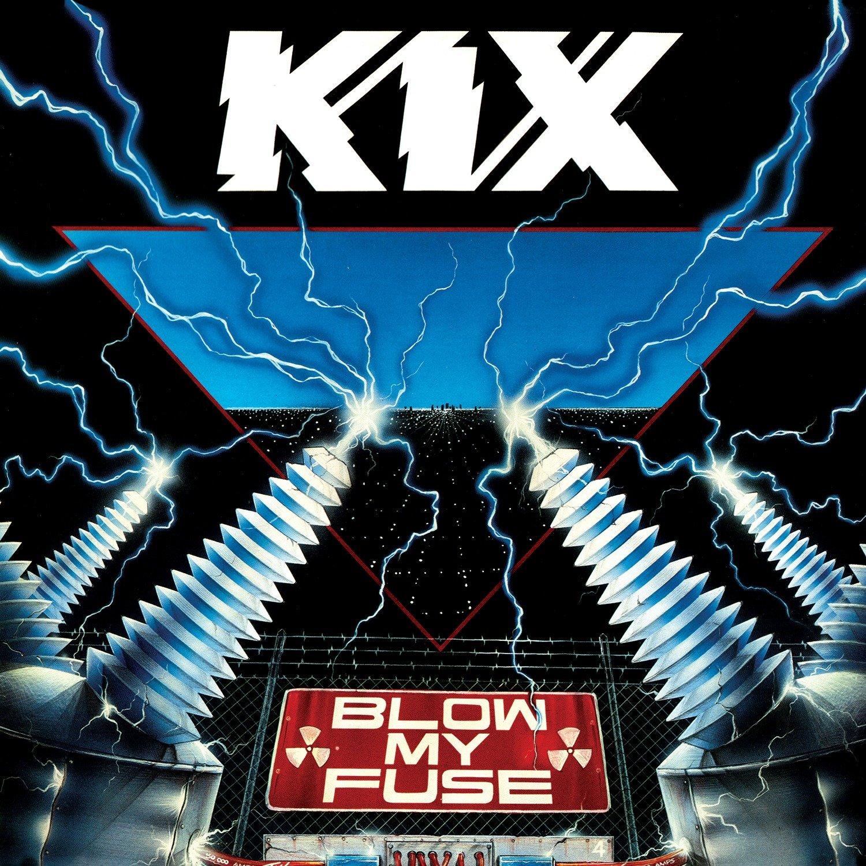 Vinilo : Kix - Blow My Fuse (180 Gram Vinyl, Limited Edition, Anniversary Edition)
