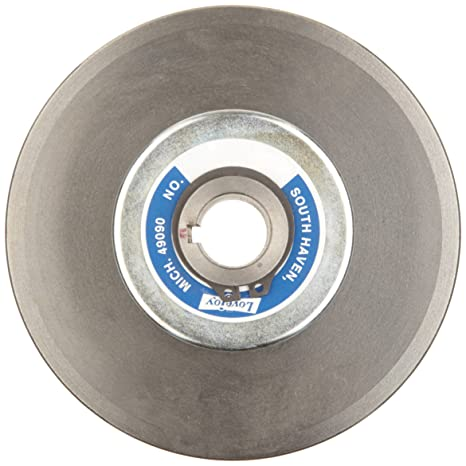 Lovejoy 68514427976 23220 1-3//8 Pulley Cast Iron 9.38 OAL 10.75 OD