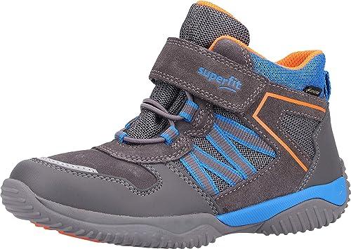 Superfit Gore-Tex Sport5 Kinder Sportschuhe grau//orange//blau