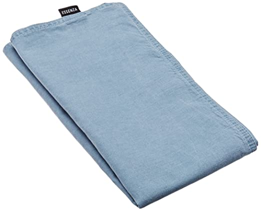 Essenza Casual Guy Blue Funda de Almohada, 100% algodón ...
