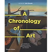 A Chronology of Art: A Timeline of Western Culture from Prehistory to