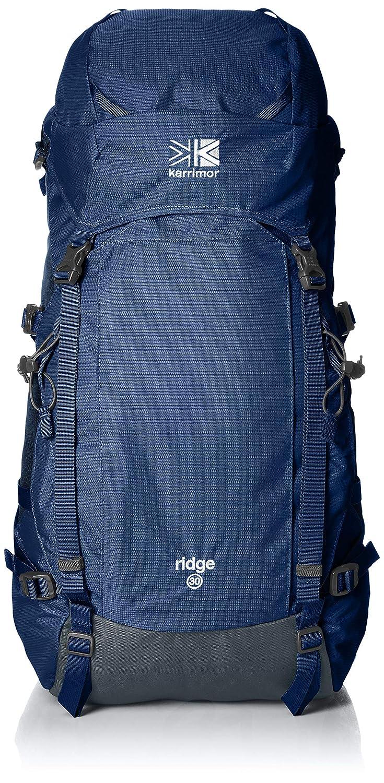 [カリマー] 中型トレッキングザック ridge30 Medium 916  Limoges Blue (リモージュブルー) B07MW7H7PS