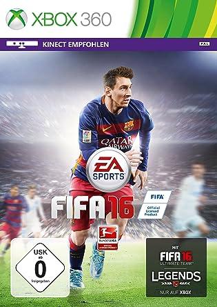 Fifa 16 Xbox 360 Amazonde Games