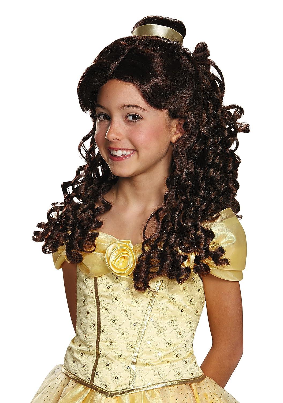 Disguise Belle Ultra Prestige Child Wig