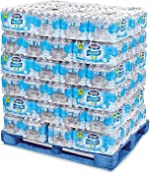 Nestle - Pure Life Purified Bottled Water, 1/2 Liter (16.9 Oz)