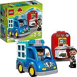 LEGO Duplo - Patrulla de Policía (10809)