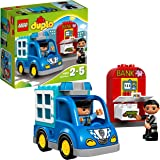 LEGO Patrulla de policía, multicolor (10809)