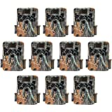 Browning Trail Cameras Strike Force Elite HD 10MP Game Camera, 10 Pack | BTC5HDE