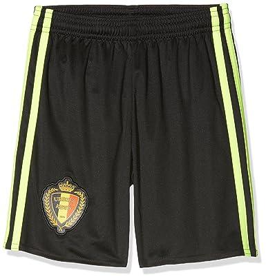 adidas Bélgica Pantalones Cortos De Fútbol Réplica: Amazon
