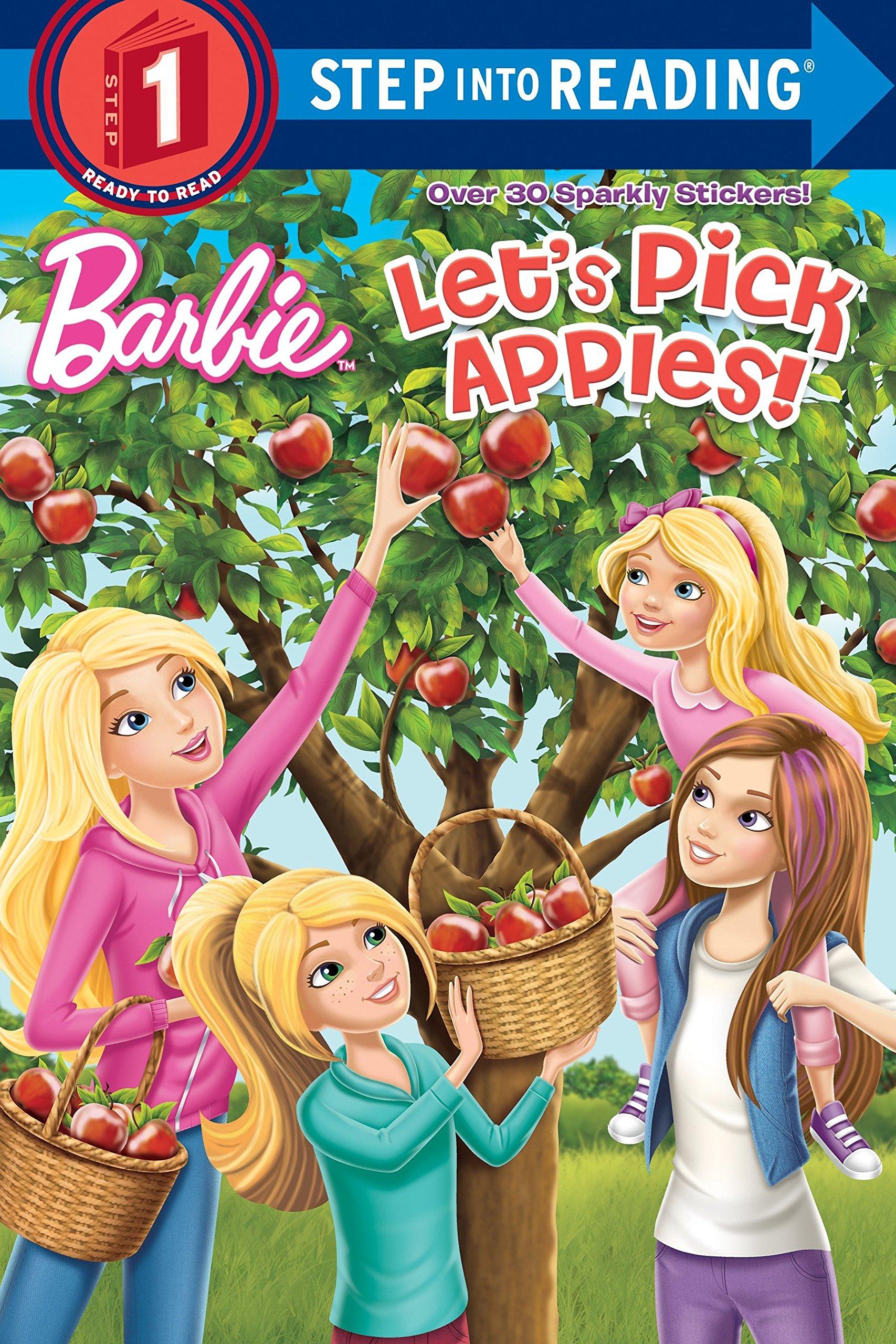 Let's Pick Apples! (Barbie) (Step into Reading) pdf epub