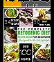 KETOGENIC DIET: KETO FOR BEGINNERS GUIDE, KETO MEAL PLAN RECIPES COOKBOOK, KETO DESSERT RECIPES (Keto diet for Beginners)