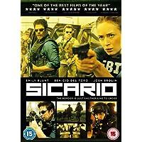 Sicario [DVD] [2015]