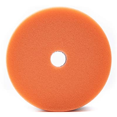 "Lake Country 5.5"" x 1"" HDO Orange Polishing Pad: Automotive"