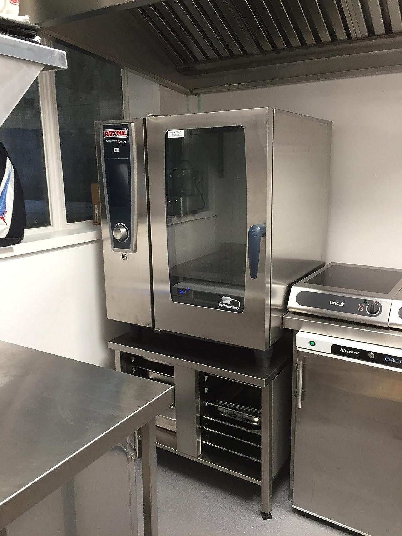 Racional modelo 101 - 5 Sentidos Self Cooking Centro - eléctrico ...
