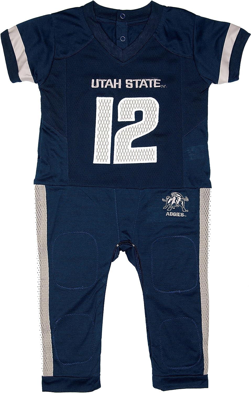 Outerstuff NCAA Infants Utah Utes Fan Jersey Romper Red