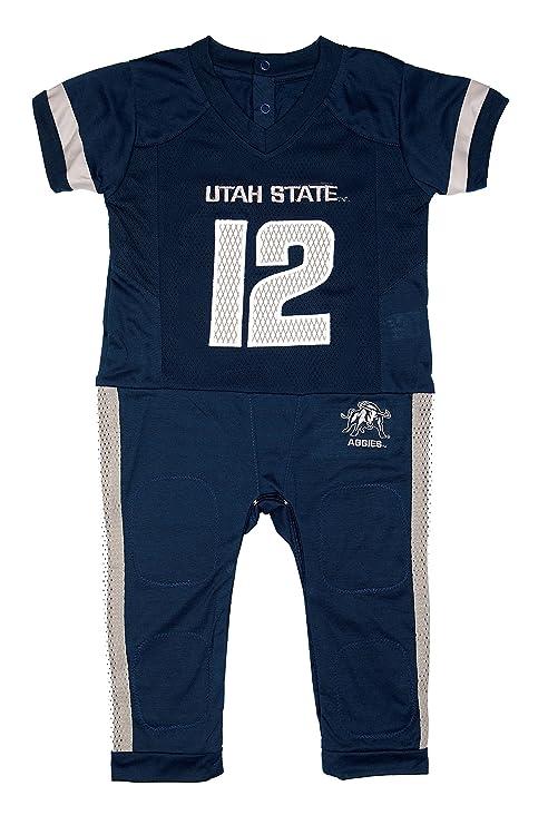 Utah State Aggies Onesie Romper-0//3 Mos.