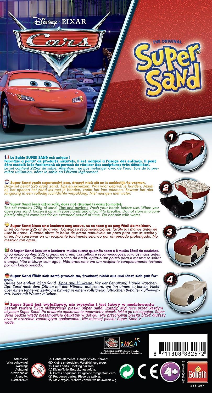 Small Goliath 83257 Disney Cars Super Sand