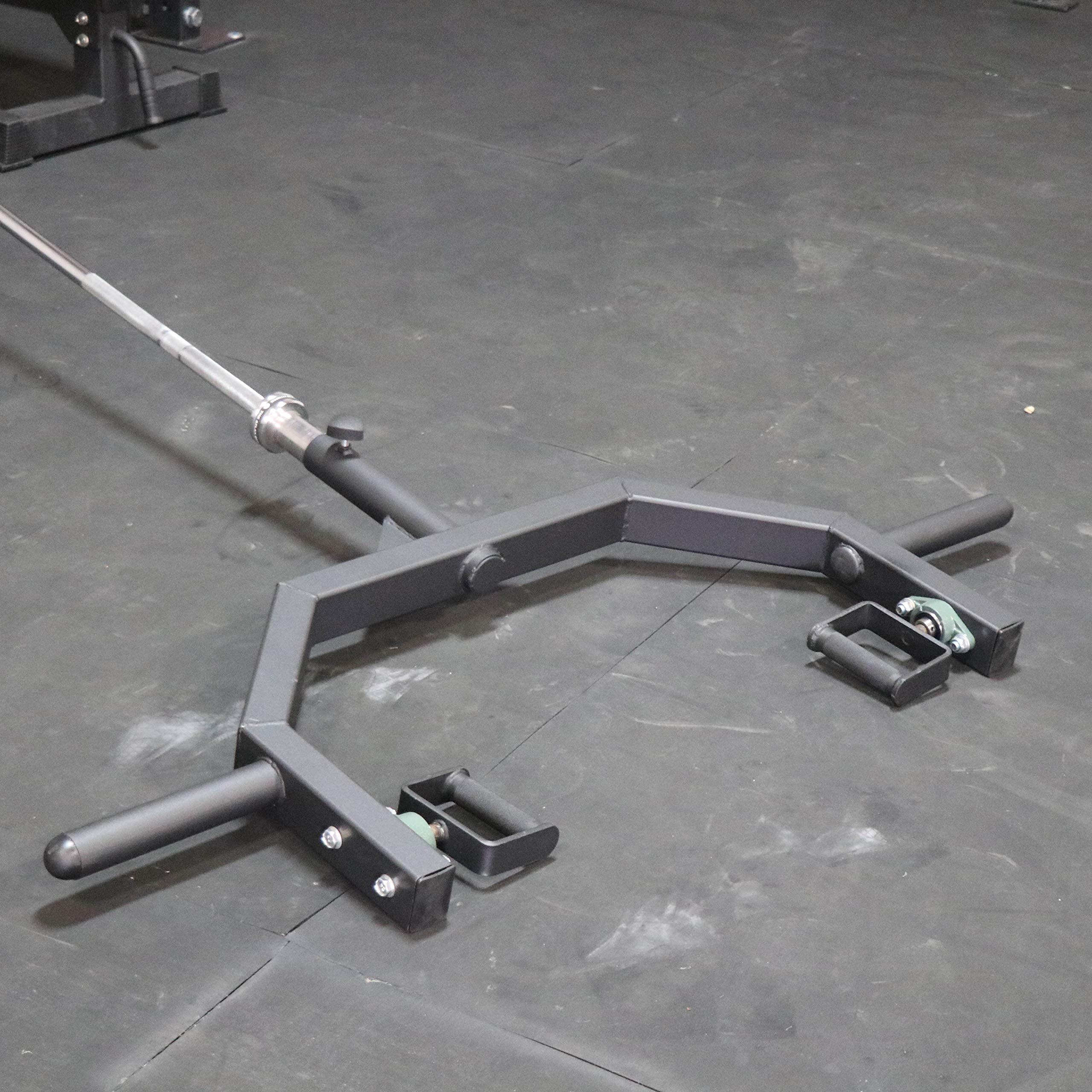 Titan Clean N Jerk Attachment | Rotating Handles by Titan Distributors Inc. (Image #2)