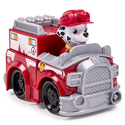 Paw Patrol Racers, Marshall's EMT Vehicle: Toys & Games