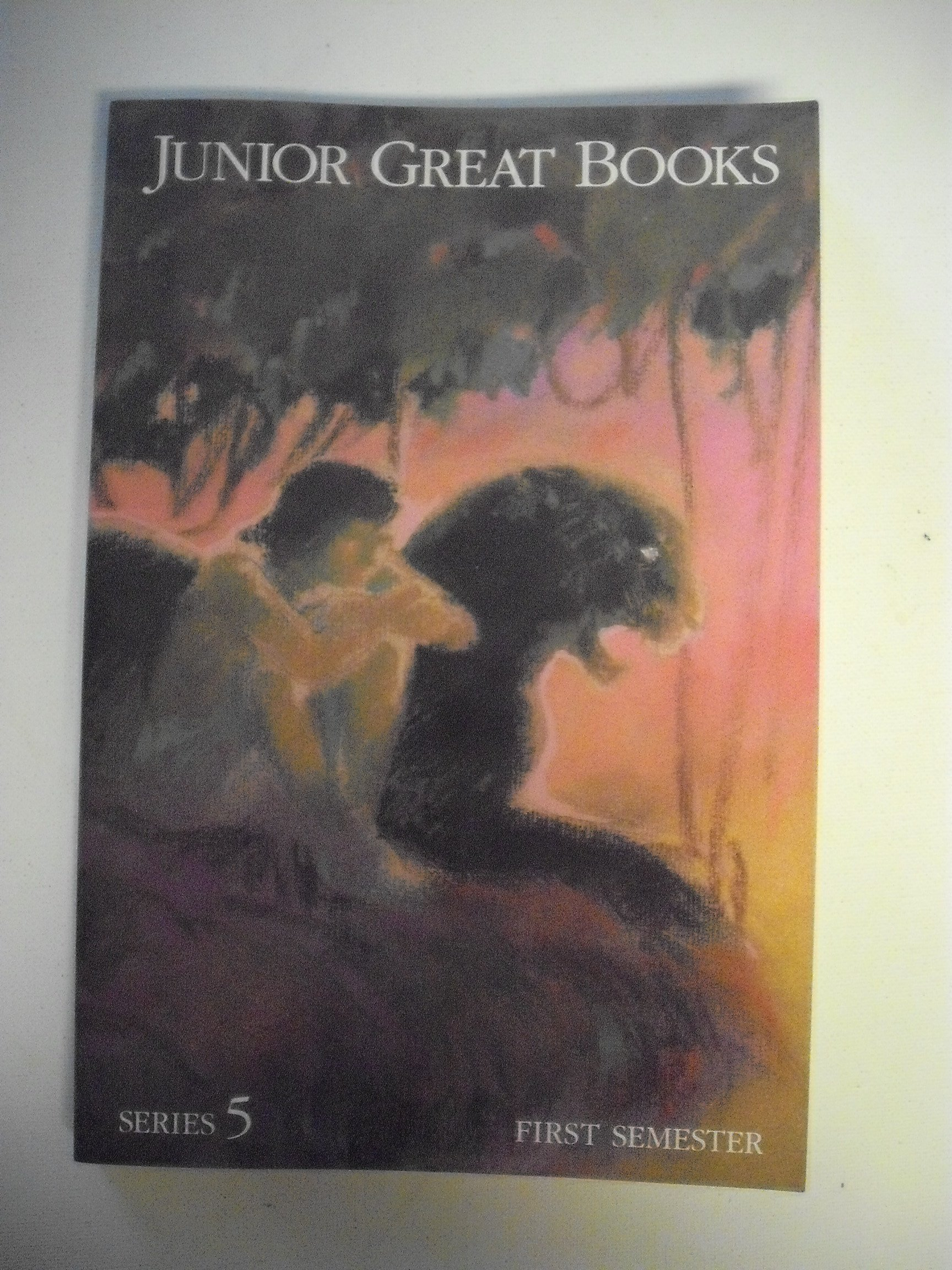 Junior Great Books: Series 5, First Semester: 9781880323069: Amazon.com:  Books