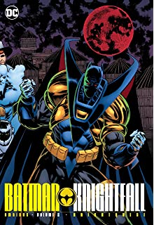 Amazon com: Batman: Knightfall Omnibus Vol  1 (9781401270421