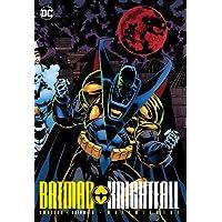 Batman Knightfall Omnibus Vol. 2 Knightquest: Knightsquest