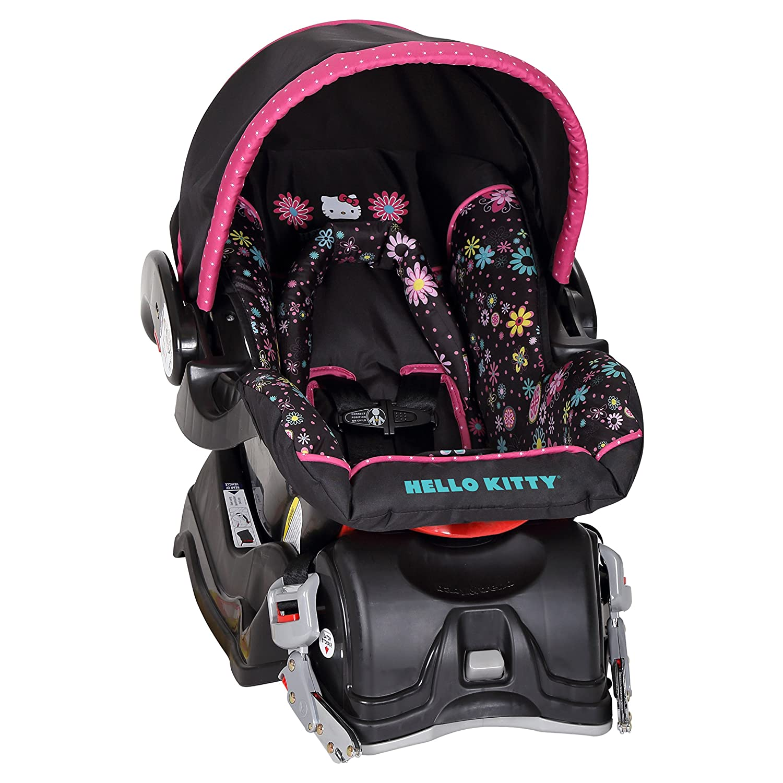 Amazon Baby Trend Venture Travel System Hello Kitty Daisy Swirl