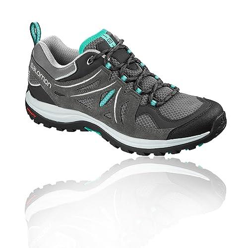 Salomon Mujer Ellipse 2 Aero W, Calzado de Senderismo y multifunción: Amazon.es: Zapatos y complementos