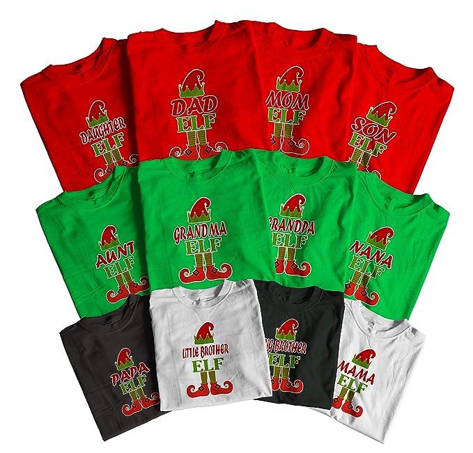 Disney Christmas Shirt Designs.Elf Design Merry Christmas Family Vacation Disney Matching
