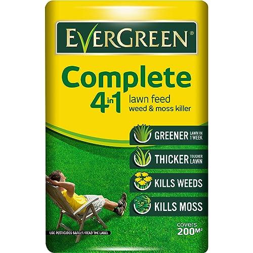 Evergreen Garden Care Ltd Complete 4-in-1 Lawn Care Bag, 7 kg